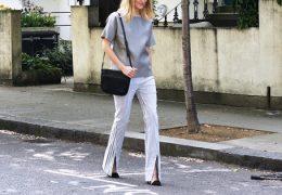 Razporki na oblekah in tudi hlačah