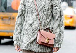 Modne jesenske oprave s puloverjem