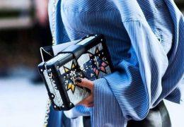 Trend manjših torb se nadaljuje v jesen