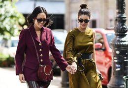 Najbolj opazni videzi z newyorškega tedna mode