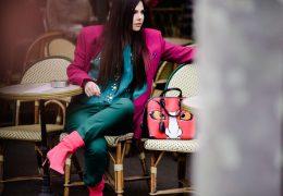 Pariška ulična moda na drugem nivoju
