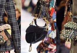 Ponovna obsesija z Diorjevo torbico