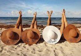 Modna pokrivala za na plažo