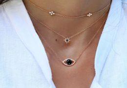 Rose gold nakit za vse ljubiteljice blišča