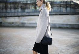 Tople in ohlapne pletenine: mega trend te zime