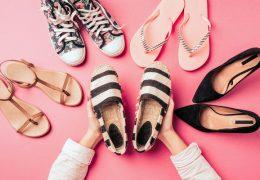 Zaprti poletni čevlji: top modeli v tem trenutku