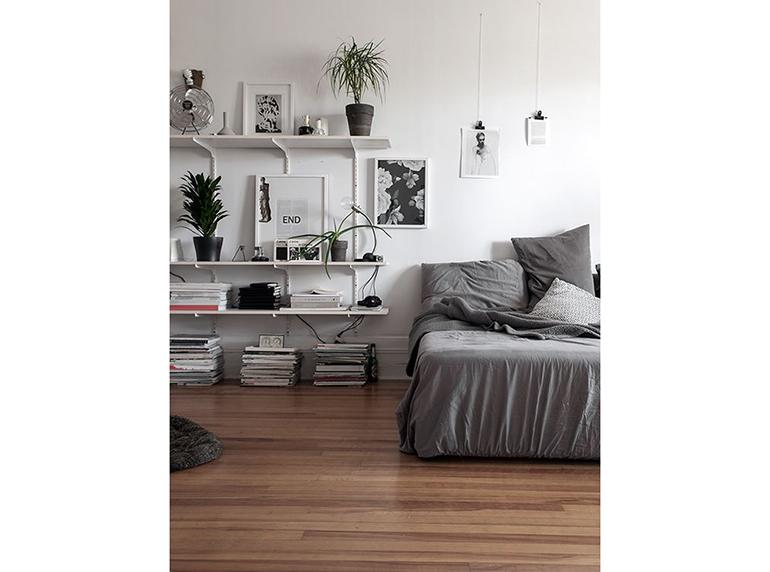Kako polep ati spalnico - Decorare le pareti della camera da letto ...