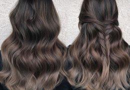 Mushroom brown: barva las, ki si jo vse želijo