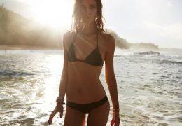 Chiara Ferragni na Havajih
