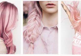 Barva las, ki izstopa