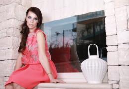 foto in make-up Biljana Babič