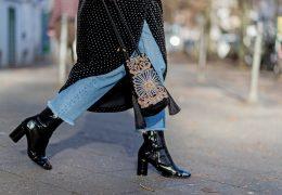 Kako nositi nizke škornje v letošnji zimi