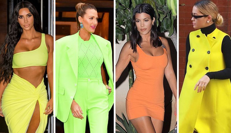 Резултат со слика за  neon  obleka 2019 trends
