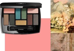 Chanel za pomlad pripravil bogate make-up barve Neaplja