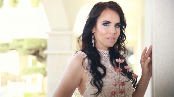 Foto in make-up: Bijana Babič