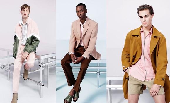 Outfit Matrimonio Uomo Estate 2018 : Glitter si pastelne barve tudi za moške
