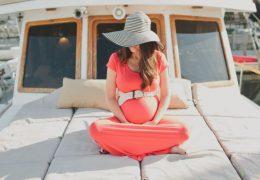Pet super lepih stilov za poletne nosečnice