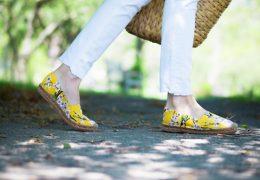 Trije modeli čevljev za ta hip