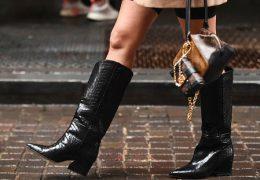 Must have obutev sezone: vpadljivi škornji