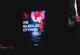 Edinstvena modna revija na gladini Ljubljanice