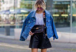 Jeans jakna: zdaj in tudi spomladi