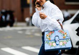 Cvetje letos posuto tudi po torbicah