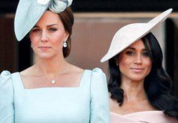 Meghan in Kate: stil čudovitih princesk
