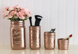 Make-up proizvodi v vlogi dekoracije doma