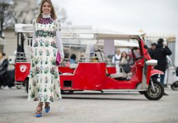 Dolge obleke vrhunec letošnje pomladi