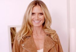 Intervju s Heidi Klum o njeni modi za vse ženske