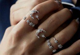 Nebo kot navdih najbolj ženstvenemu nakitu