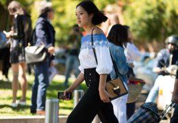 Kako s pomočjo mode prikriti trebuh