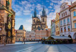 Lepote Prage iz perspektive moje družine