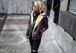 Tako zelo kul in hkrati tople jakne s kosmato podlogo