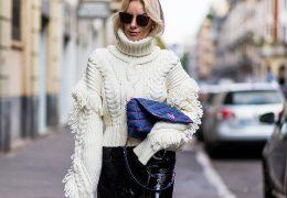 Oversize puloverji spet zelo popularni