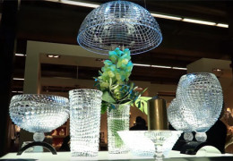 Steklarna Rogaška na sejmu v Frankfurtu
