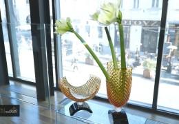 Eleganca in prestiž izdelkov Steklarne Rogaška