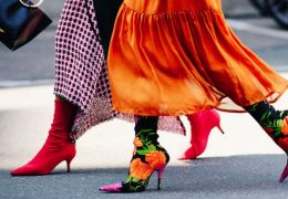 Nogavične petke so popularni trend jeseni