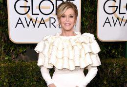 Jane Fonda: čudovita in v top formi pri 79 letih