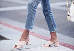 Udobna, a hkrati tudi elegantna poletna obutev