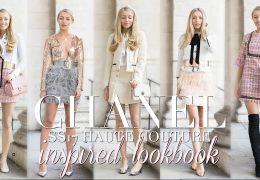 Chanel kot navdih za eleganten spomladanski look