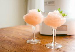 Chic, osvežilna pijača Frozé