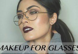 Makeup nasveti za vse, ki nosite očala