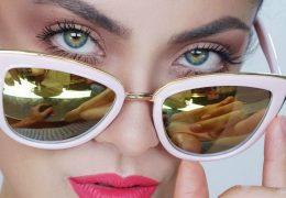 Makeup nasveti za dneve, ko je vroče in nosimo sončna očala