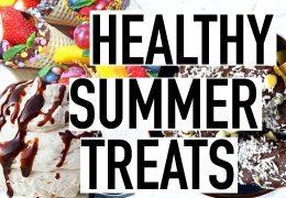 Zdravi poletni priboljški