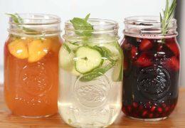 Tri različne sangrie za vroče poletje
