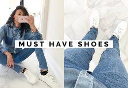 10 vrst obutve, ki jo je zelo preprosto kombinirati