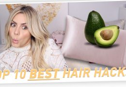 10 super trikov za vaše lase