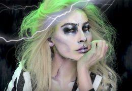 Divji makeup za Noč čarovnic