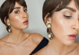 Kako doseči moker make-up videz
